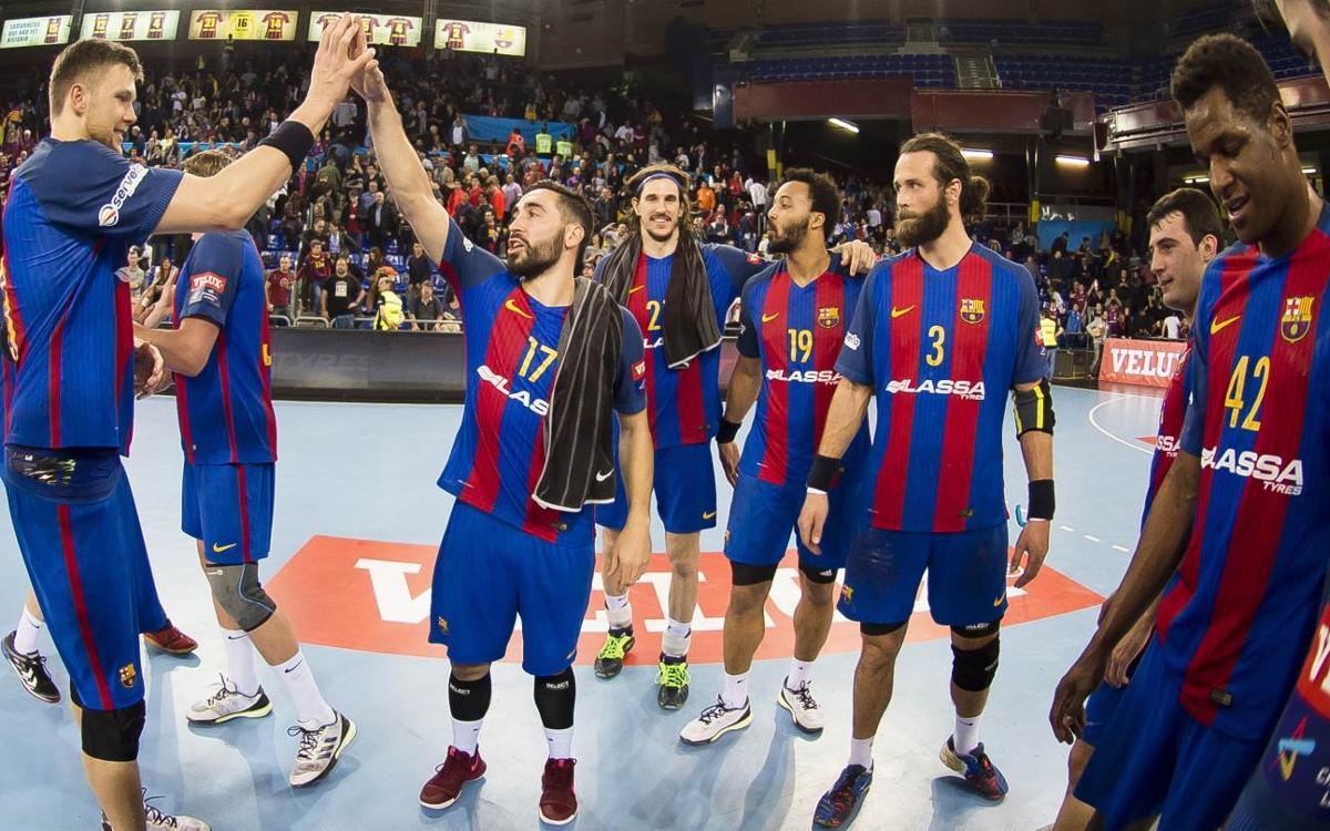 FC Barcelona Lassa – Orlen Wisla Plock: Un camino impecable hacia los cuartos (36-28)