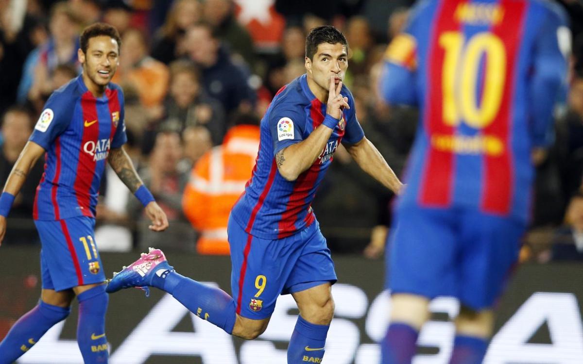 Le résumé de FC Barcelone - Sporting de Gijón, en vidéo (6-1)