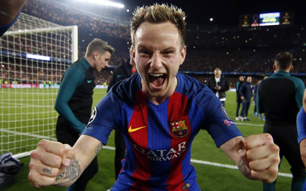 Agreement to renew Ivan Rakitic's contract through to 2021