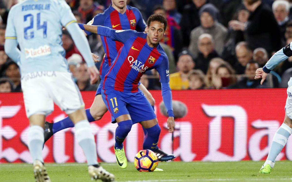 Neymar Jr: We will give absolutely everything against PSG
