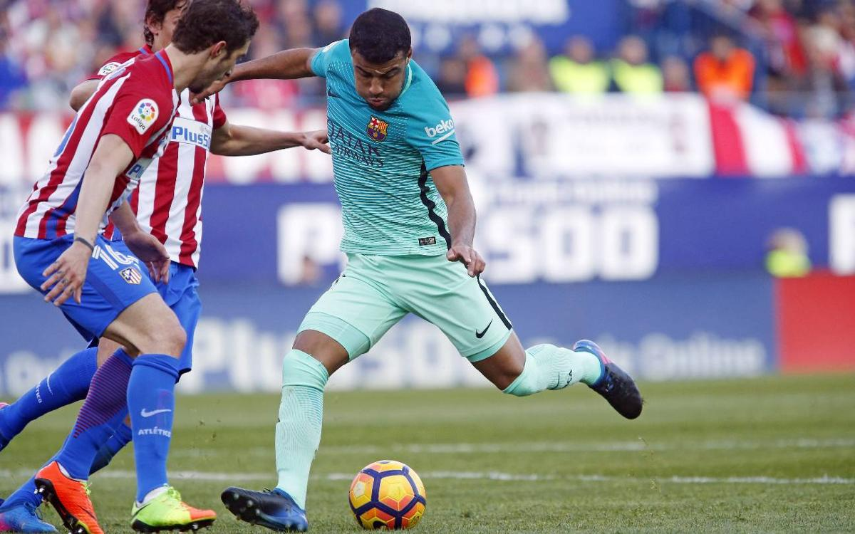 Victory at Vicente Calderón, by the numbers