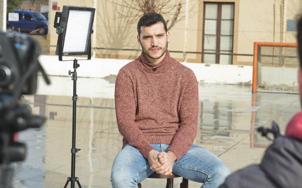 Pau Bargalló y Marc Gual, protagonistas en el programa 'Històries' de Barça TV