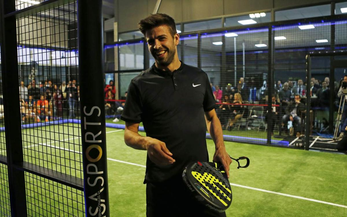 Gerard Piqué: 'The most important thing is to be ourselves again'