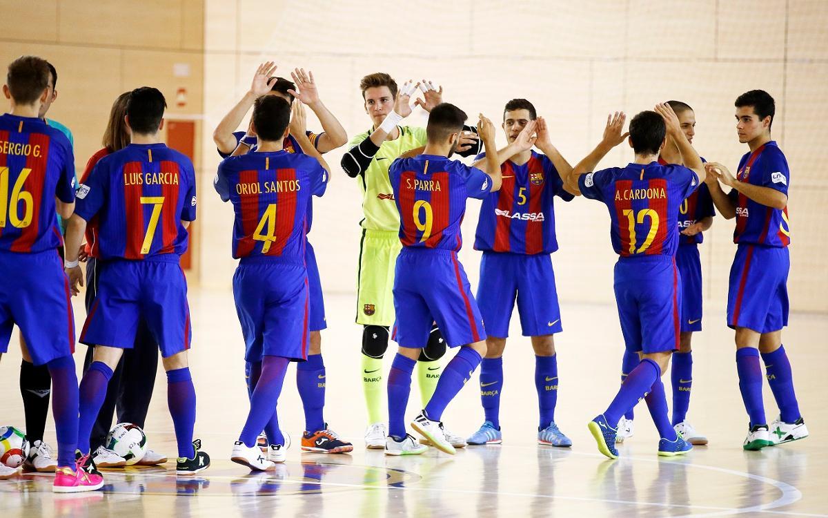 Agotadas las localidades para el Barça B-Betis