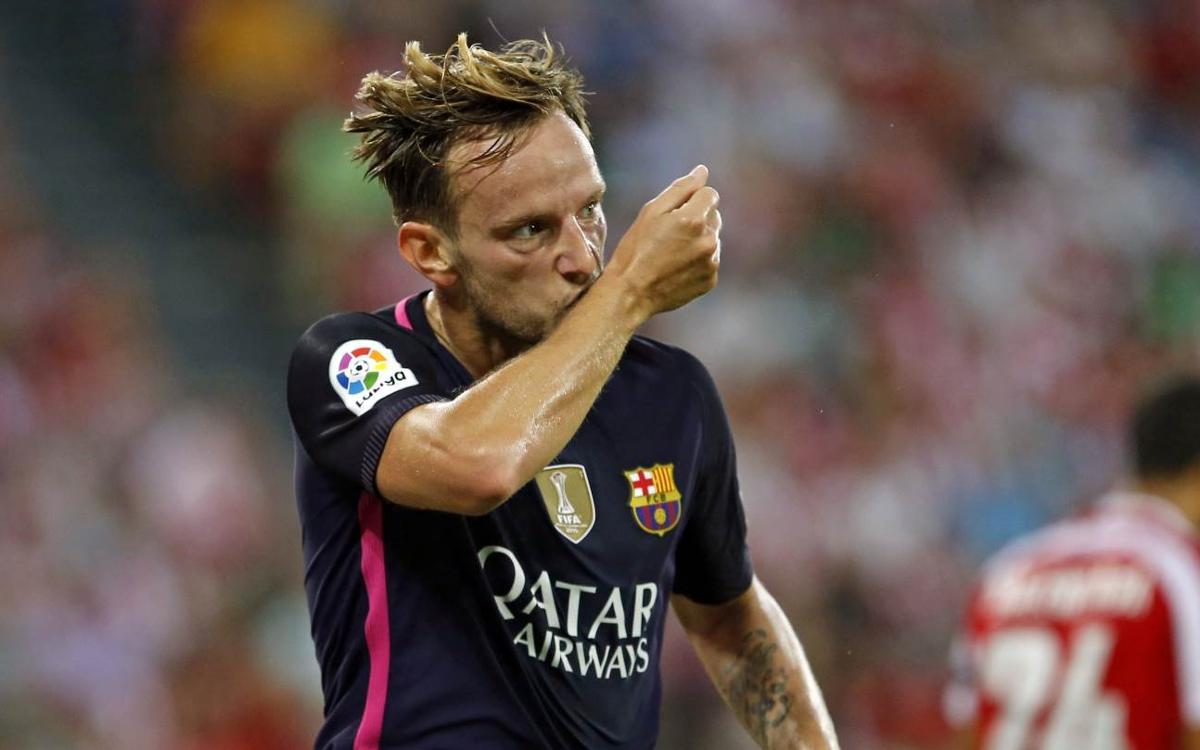 Ivan Rakitic: FC Barcelona's deadlock breaker