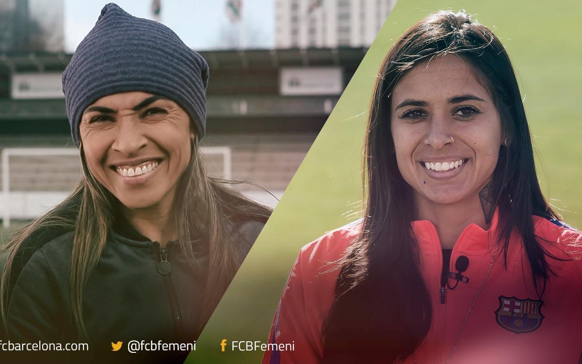 Marta vs Andressa: El cara a cara más esperado