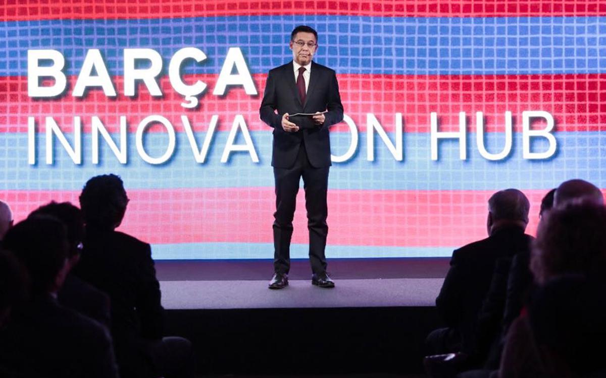 FCB Innovation Hub Presentation