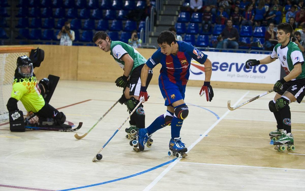 Reicomsa Alcobendas – FC Barcelona Lassa: Regreso a Alcobendas con buenas sensaciones