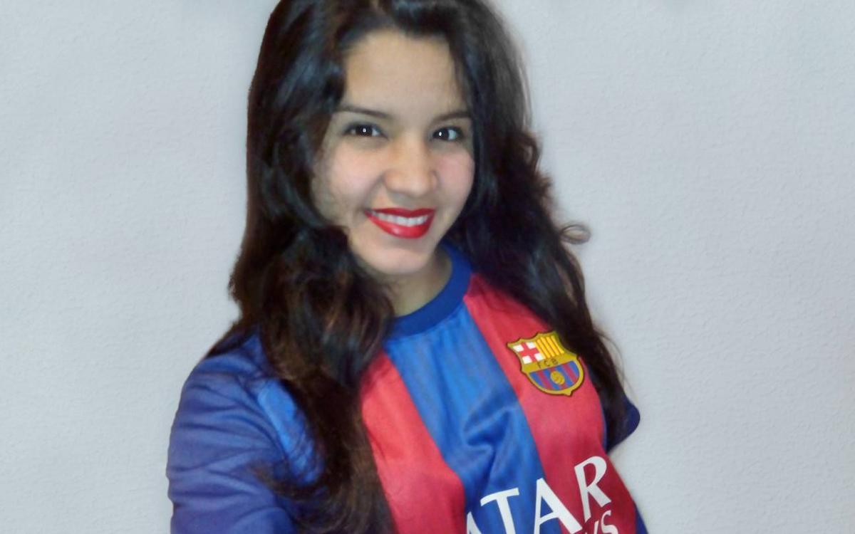 Així va viure la remuntada la guanyadora de l'entrada doble del Barça-PSG