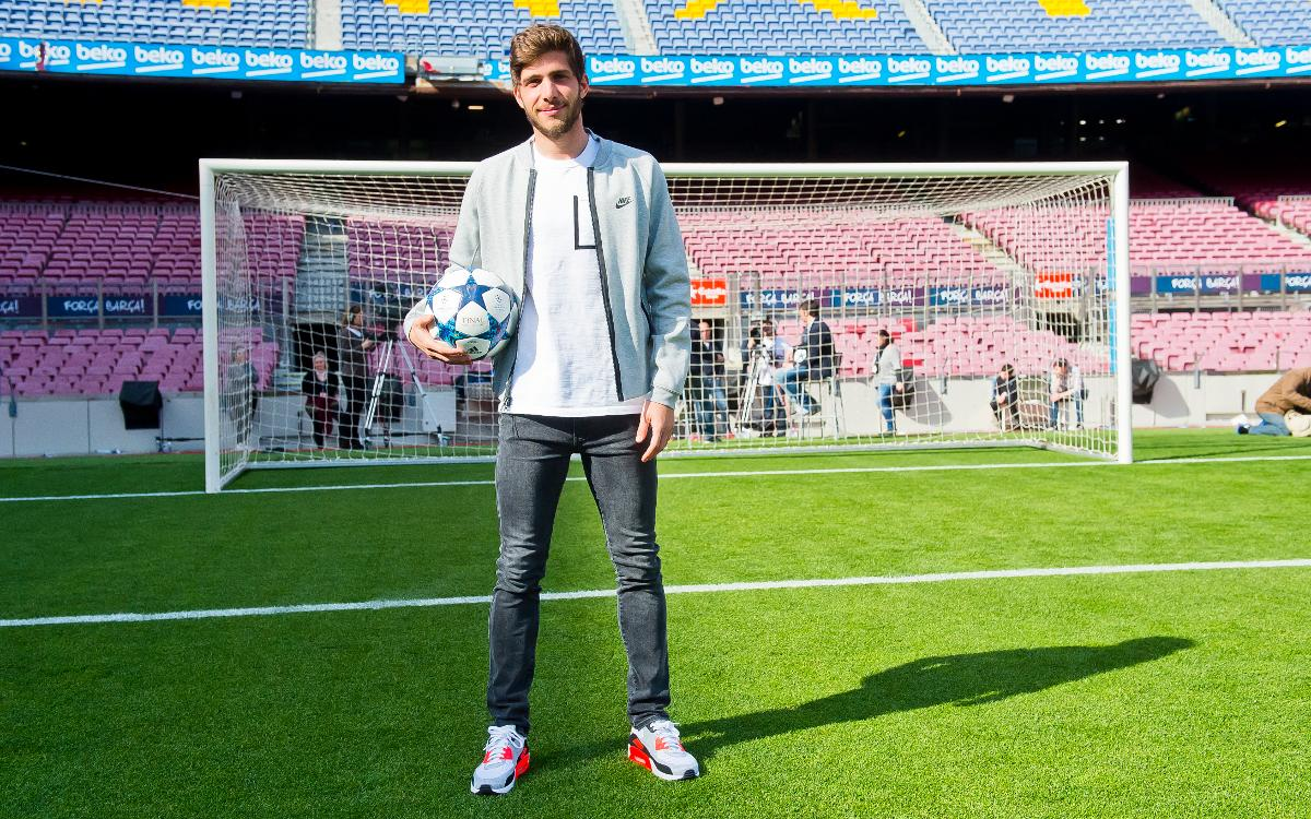 Sergi Roberto: I thought I'd been dreaming, we made the impossible possible