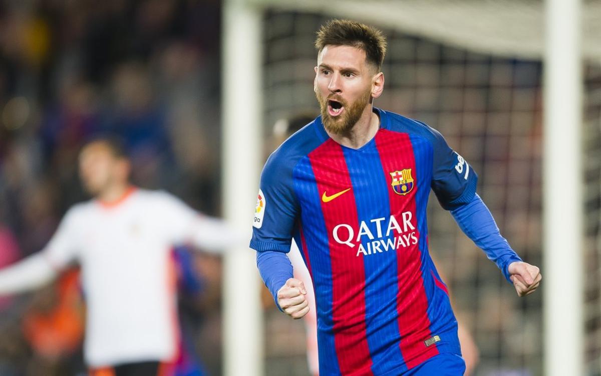 El resumen del FC Barcelona - Valencia de Liga