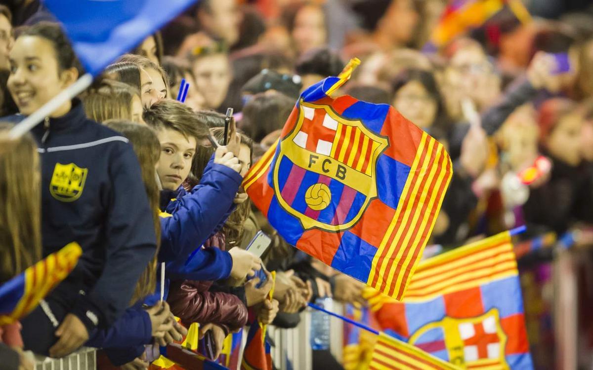 FC Barcelona Femenino - FC Rosengärd: Entradas gratuitas en taquillas