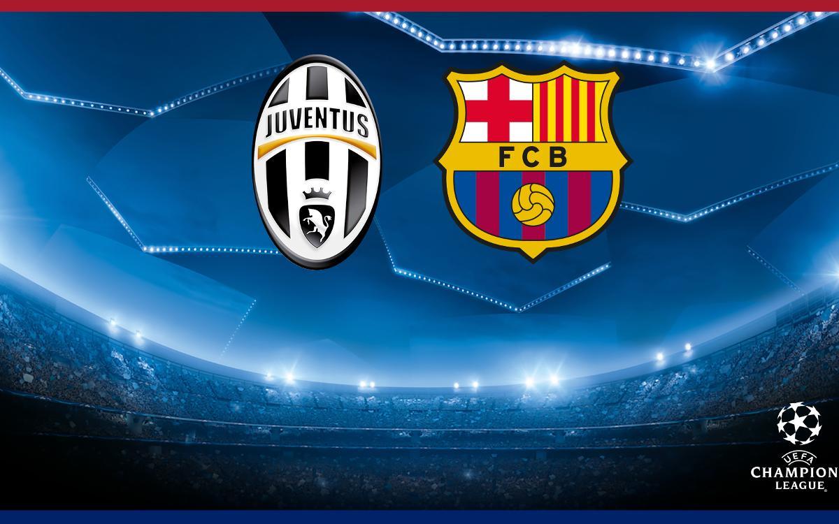 La Juventus, rival del FC Barcelona als quarts de final de la Lliga de Campions