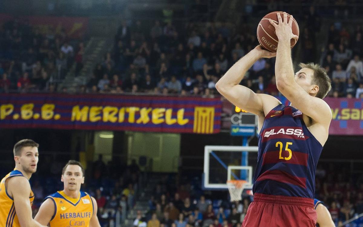 FC Barcelona Lassa - MoraBanc Andorra: Objectiu tancar la setmana amb triomf