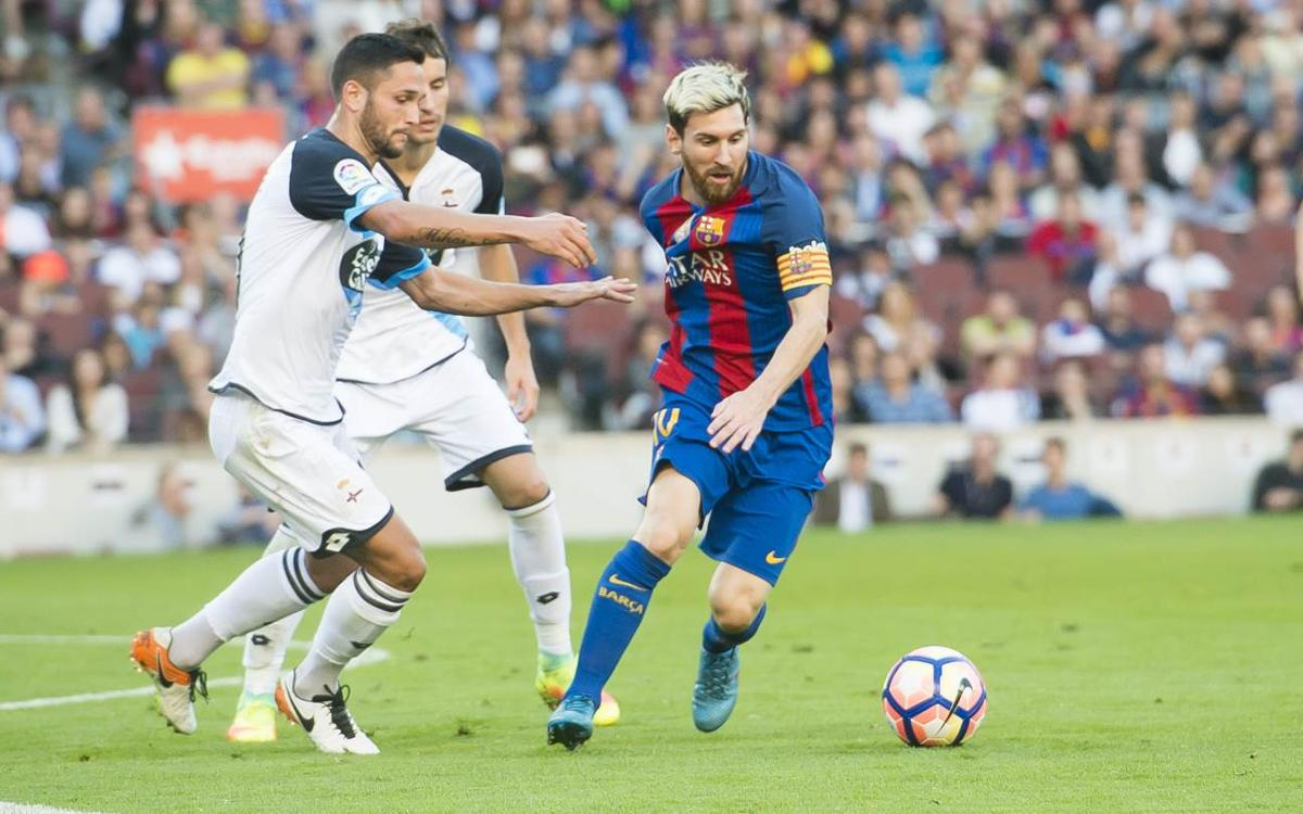 Match Preview: Deportivo de la Coruña v FC Barcelona