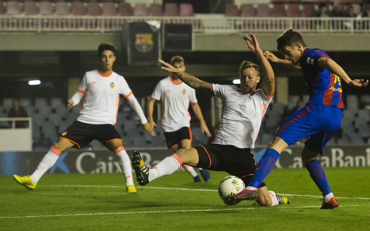 València Mestalla – Barça B: Buscant un cop d'autoritat