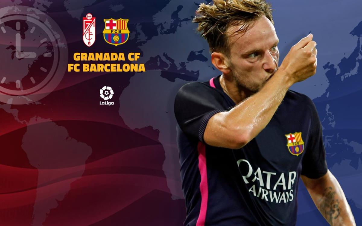 When and where to watch Granada v FC Barcelona in Week 29 of La Liga