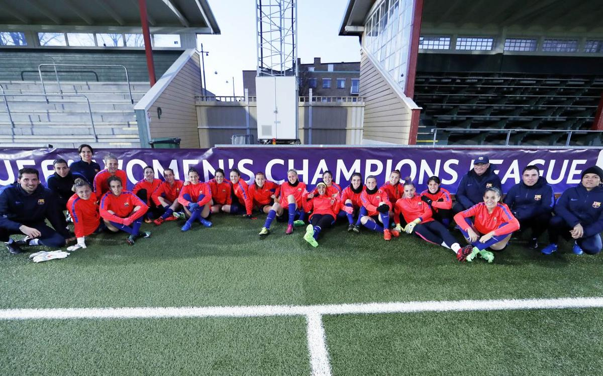 FC Rosengard - FC Barcelona Femenino (previa): El premio gordo