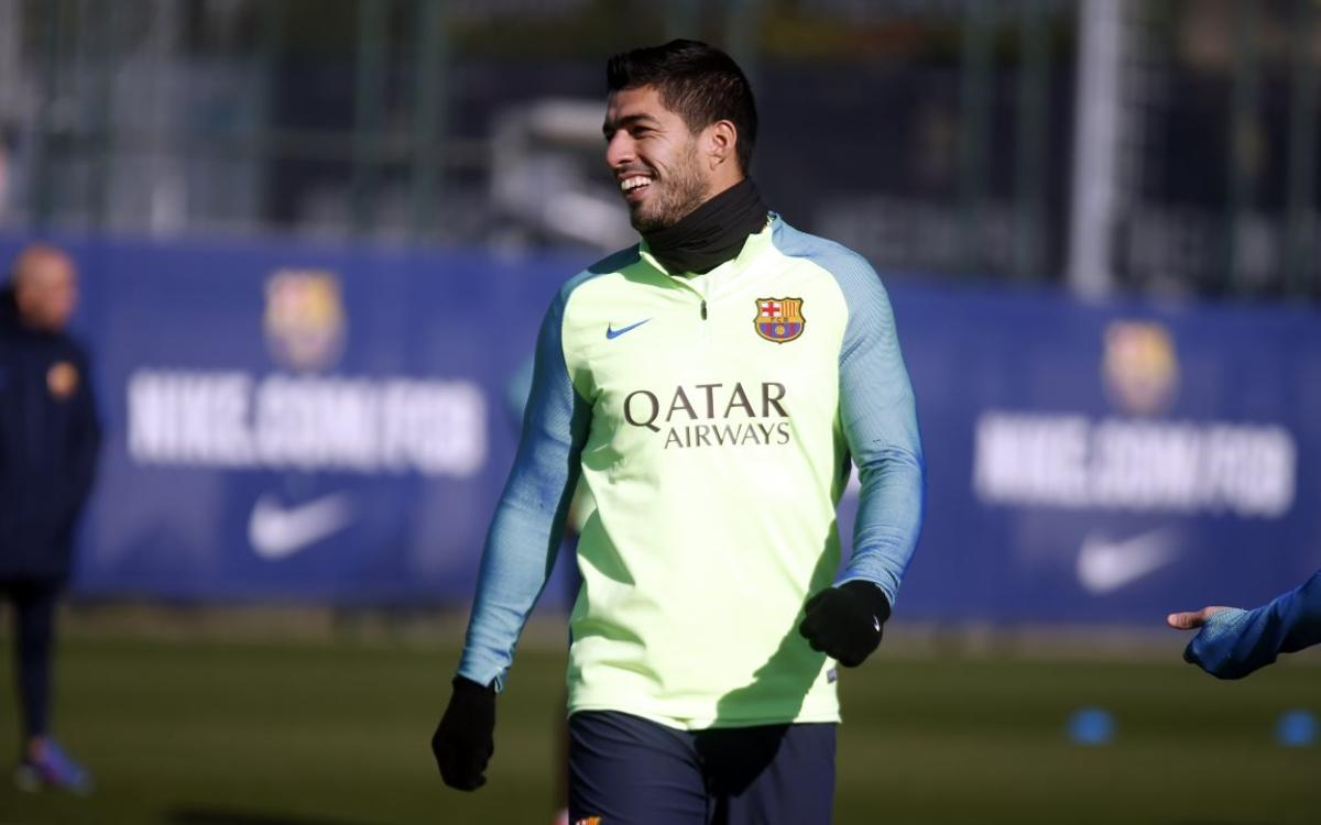 Luis Suárez: Luis Enrique's decision surprised us but it's understandable