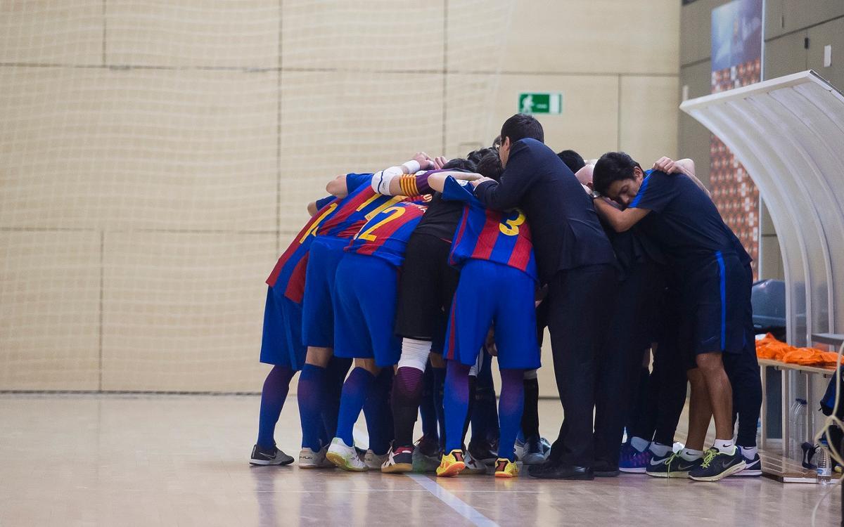 El filial acaricia la liga de Segunda Divisón