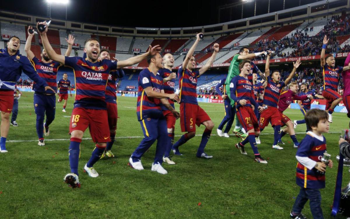 El FC Barcelona tindrà 19.301 entrades per a la final de Copa del Rei