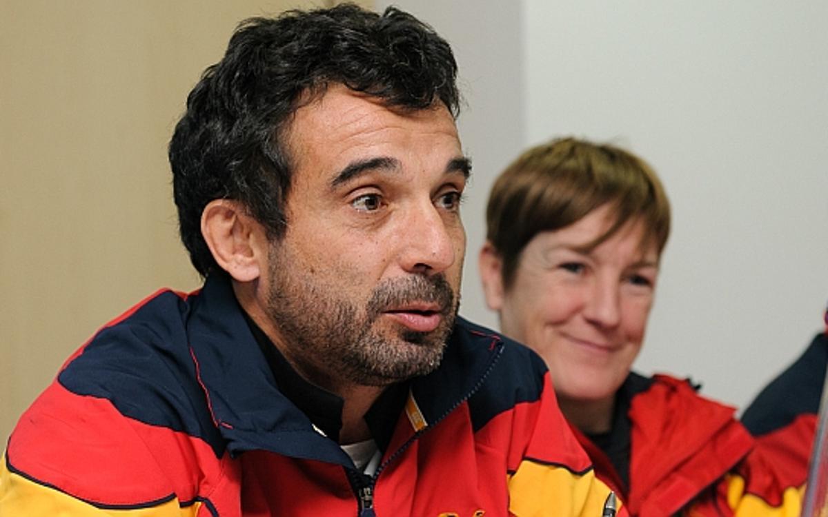 """Pablo Tomás García, """"Tomy"""", será el nuevo entrenador del FC Barcelona de Rugby"""