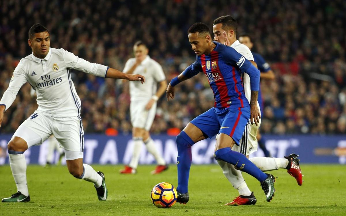Le Clasico Real Madrid - FC Barcelone, le 23 avril à 20h45