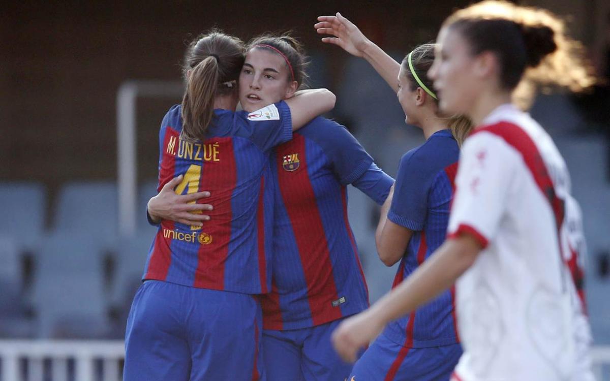 Zaragoza CFF - Barça Femenino (previa): Puntos de presión