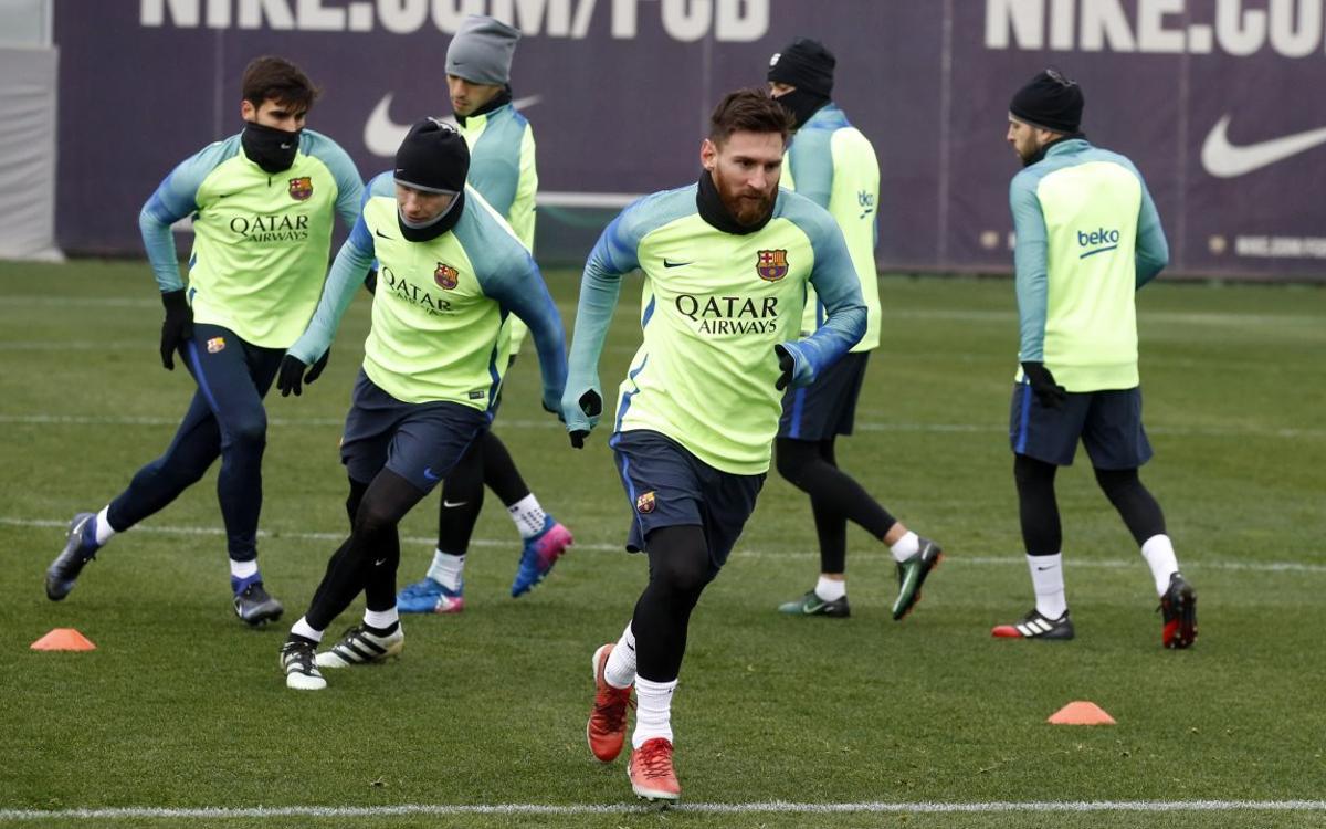 Le groupe du FC Barcelone convoqué pour recevoir la Real Sociedad