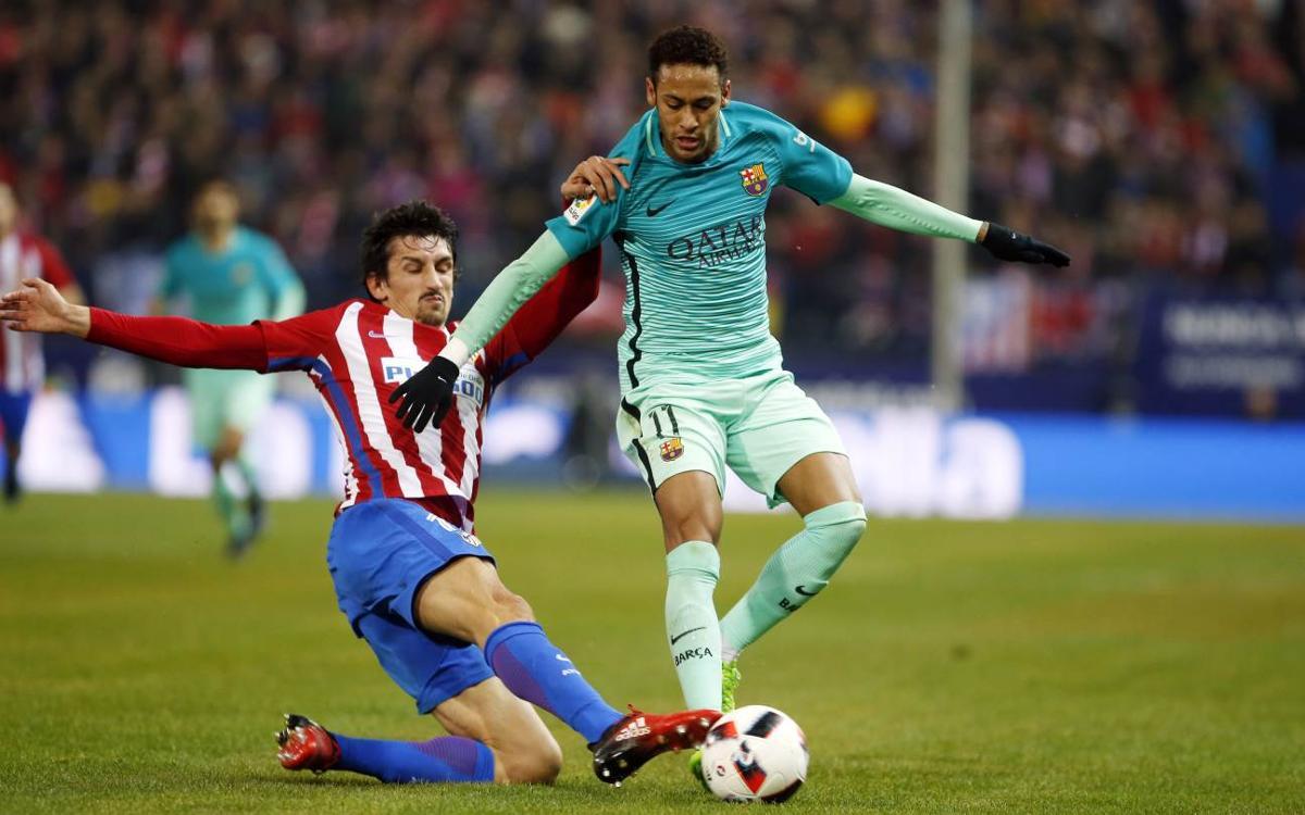 Lo más destacado de la previa del Atlético de Madrid - FC Barcelona de Liga