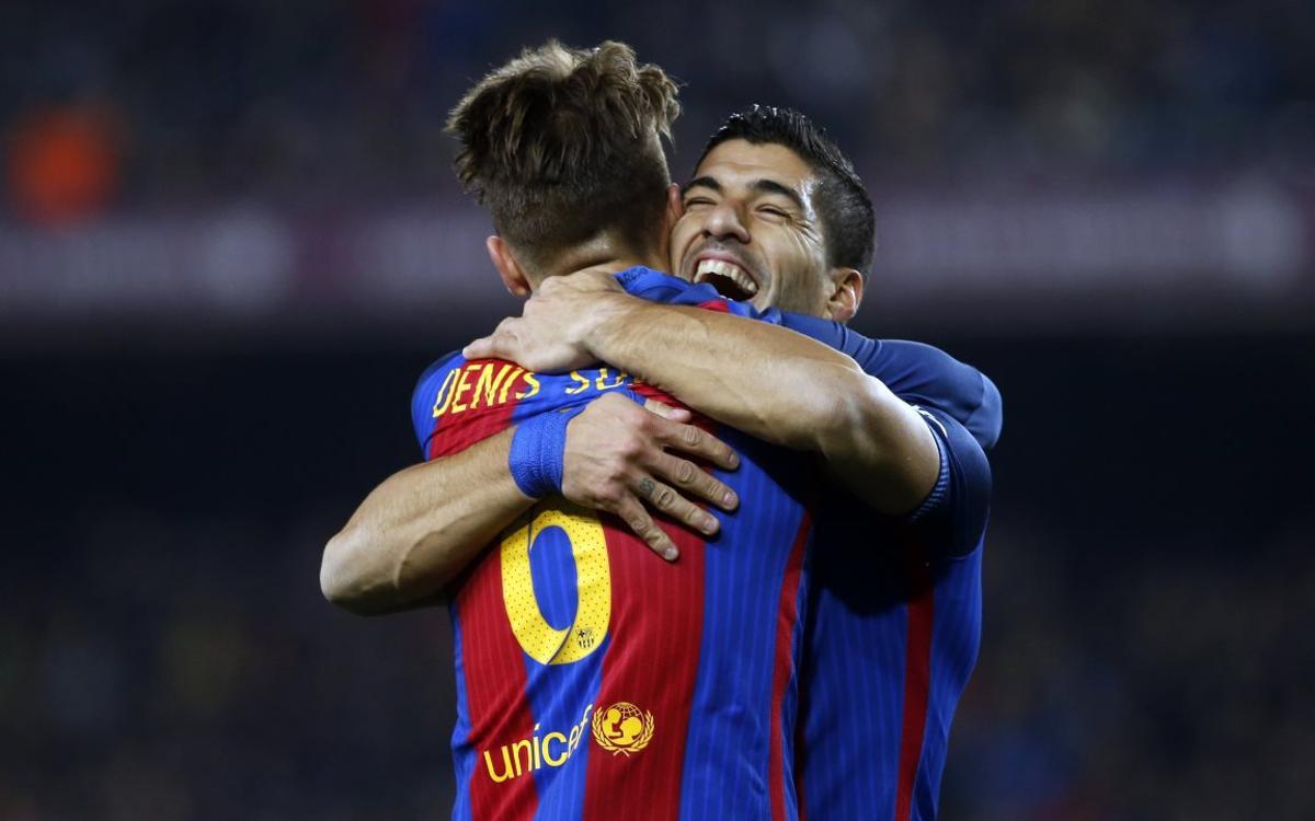 FC Barcelona - Real Sociedad: Noche de goles para confirmar las semis (5-2)
