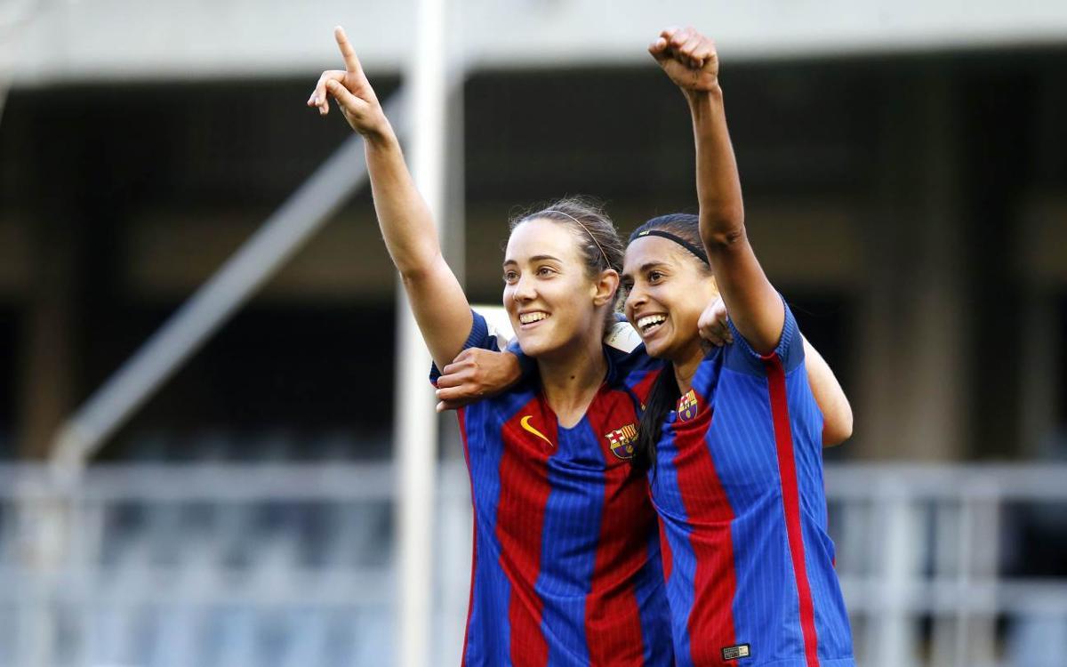 FC Barcelona Women v Rayo Vallecano: Attacking efficiency (3-0)