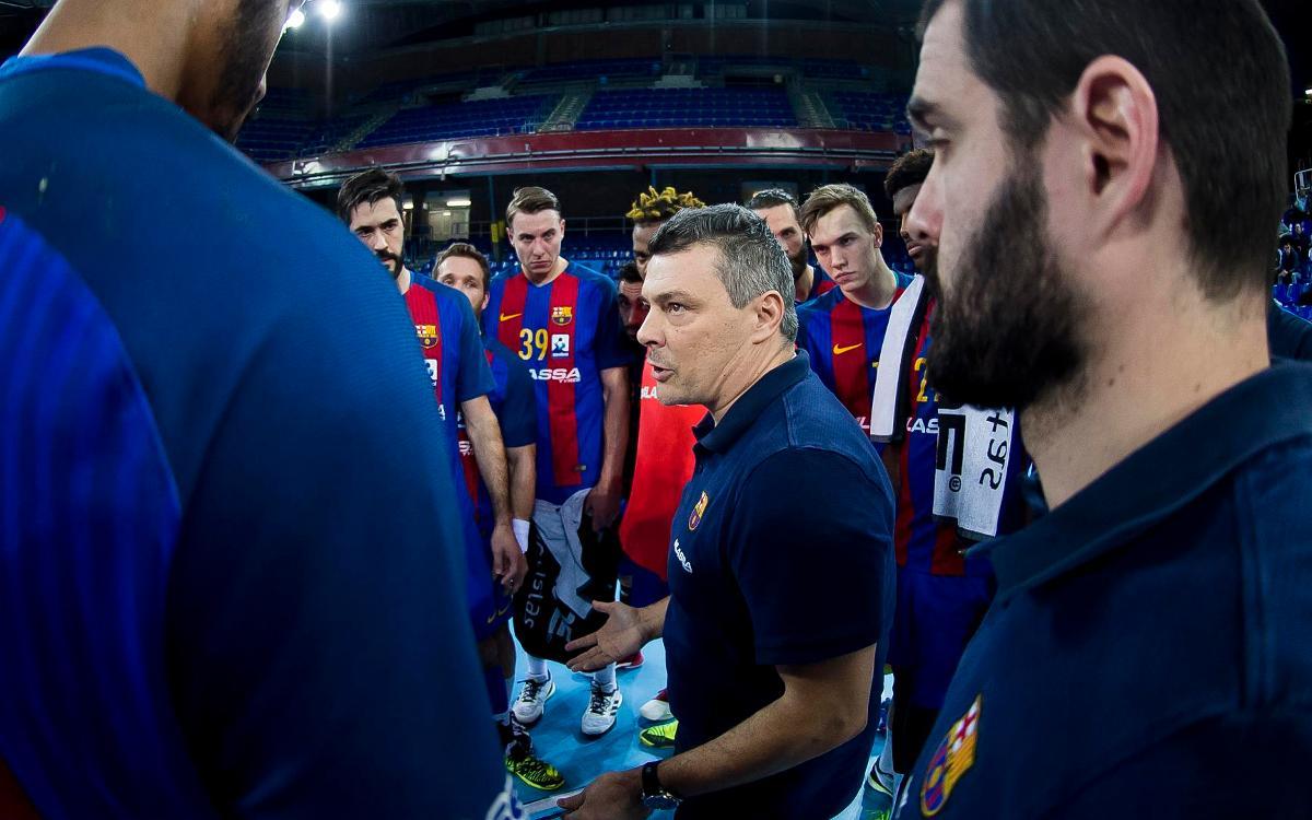 """Pascual: """"El Veszprém és candidat a guanyar la Champions"""""""