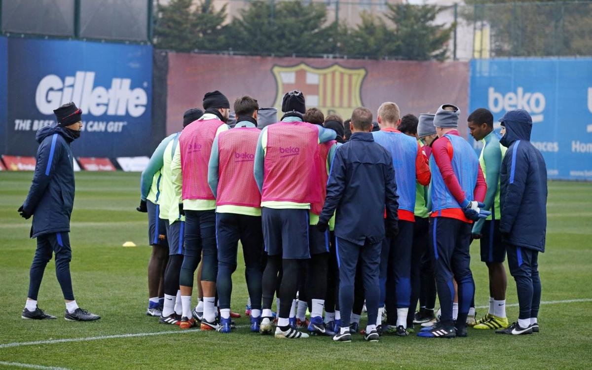 Javier Mascherano back for Copa del Rey second leg against Real Sociedad