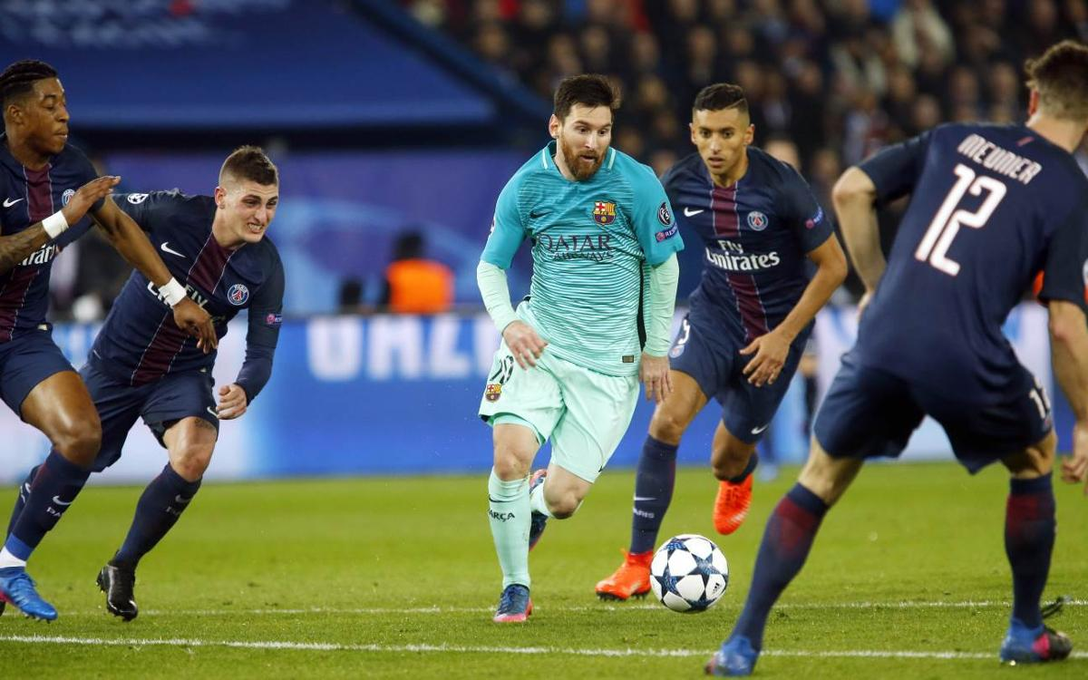 Chronique | Paris Saint-Germain – FC Barcelone : Condamnés à l'exploit au Camp Nou (4-0)