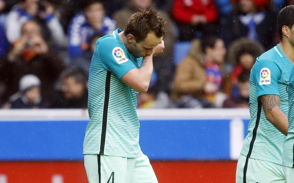 Ivan Rakitic: 'One of the best performances of the season'