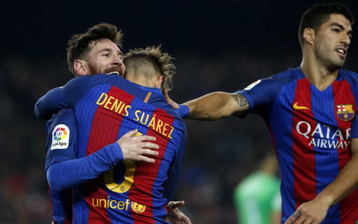 """Denis Suárez: """"Con Messi tengo una conexión especial"""""""