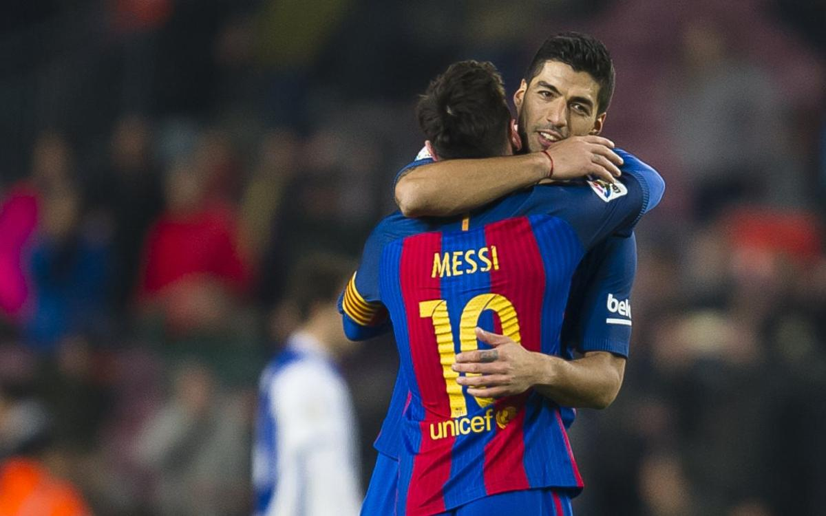 FC Barcelona v Real Sociedad: On to the semis! (5-2, 6-2 agg.)