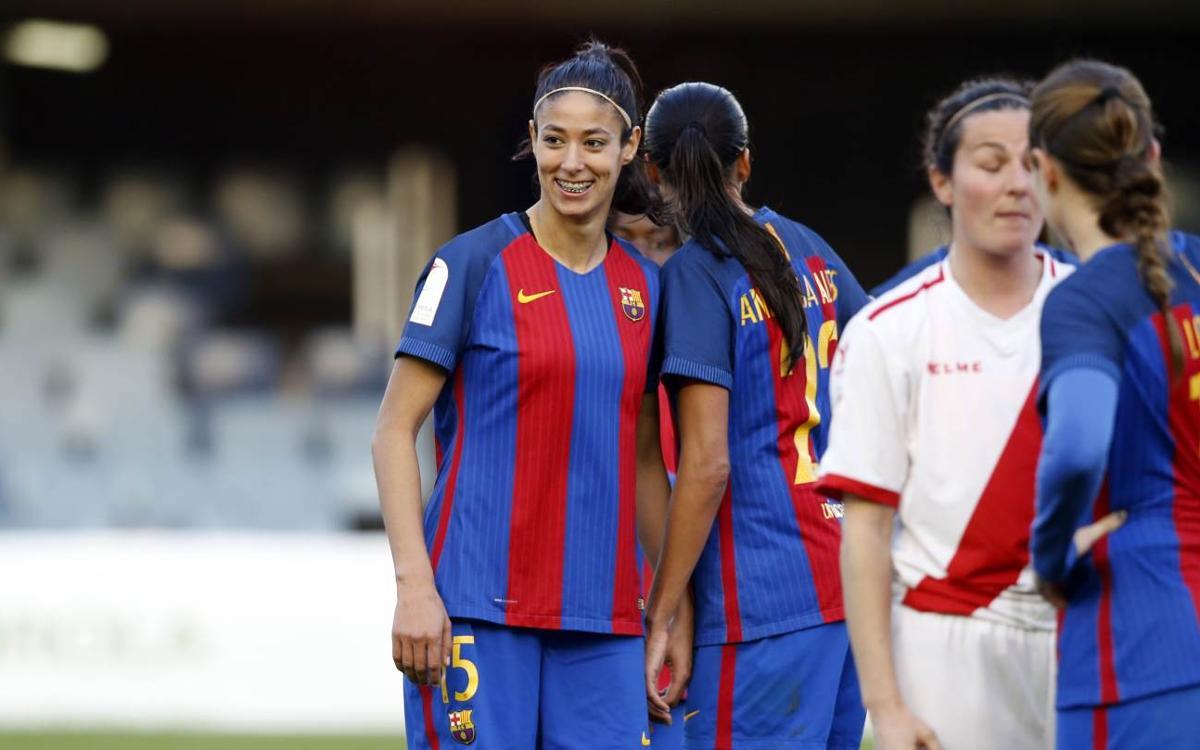 Nueve culés convocadas por España para la Algarve Cup