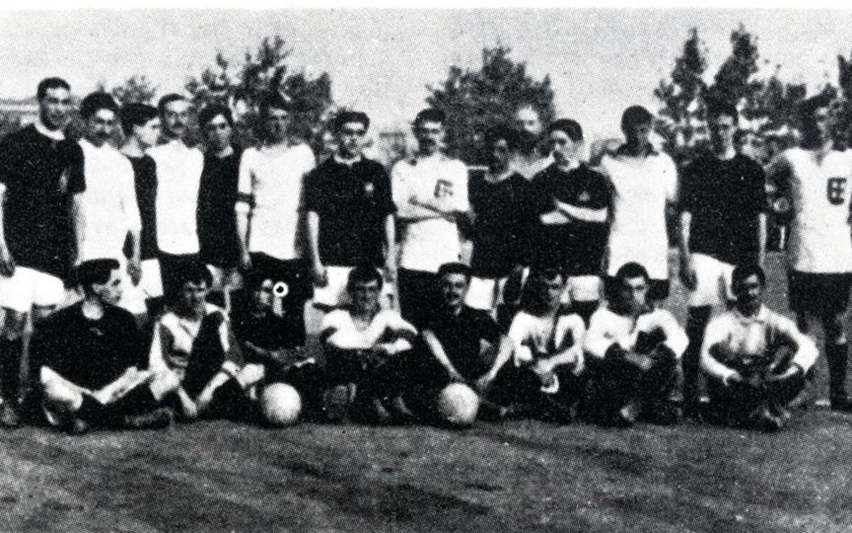 HISTORY: FC Barcelona's first ever trip to France, Toulouse 1904