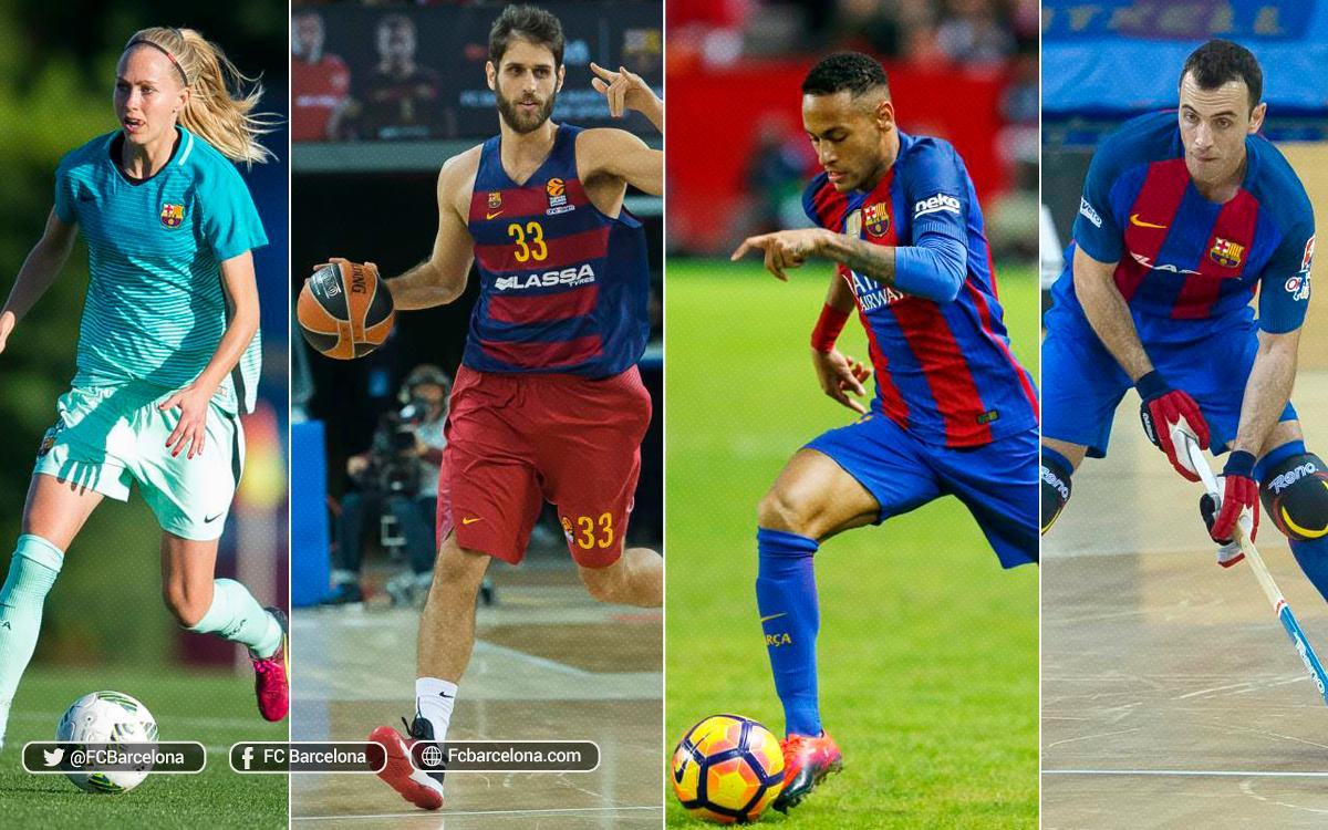 How things are shaping up in Europe for FC Barcelona's different professional teams