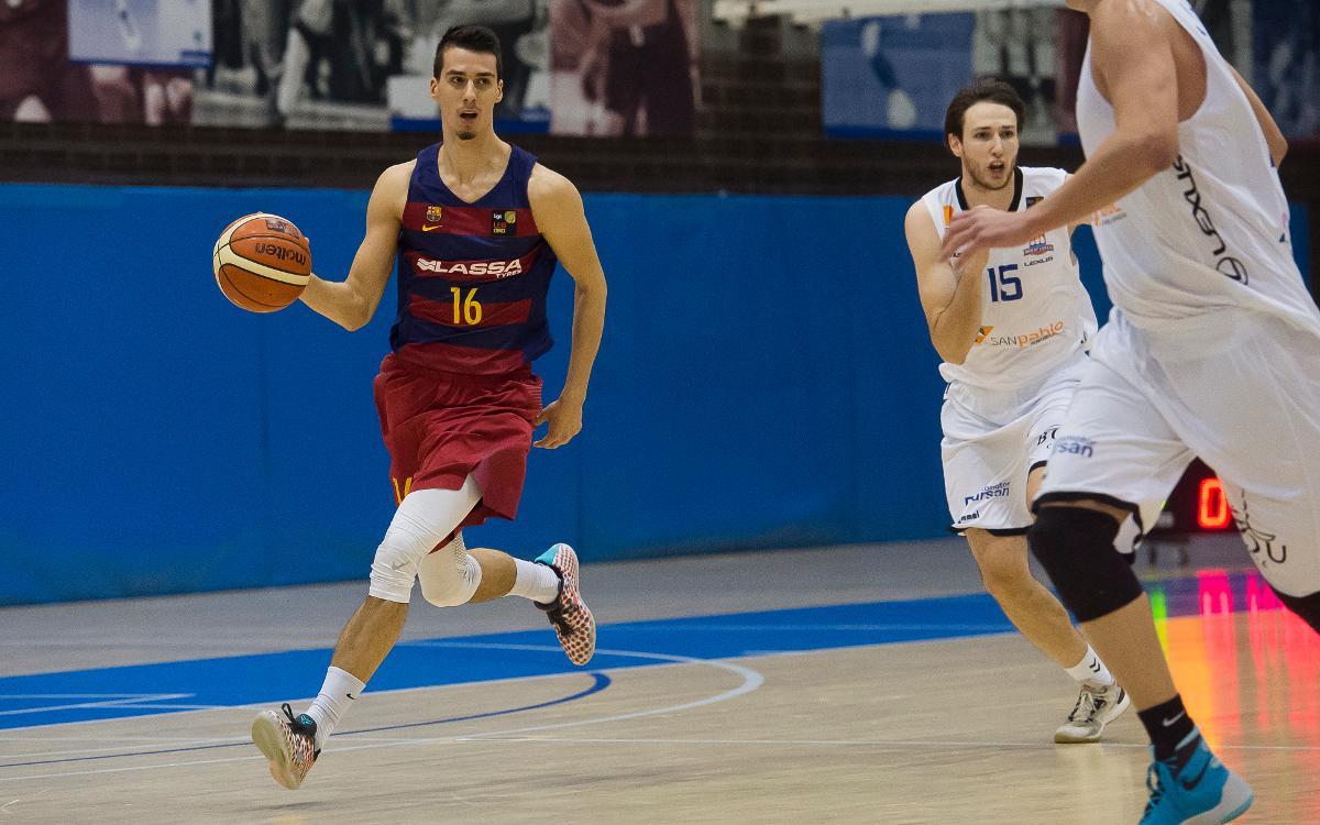 Nedim Dedovic jugará cedido en el Araberri hasta final de temporada