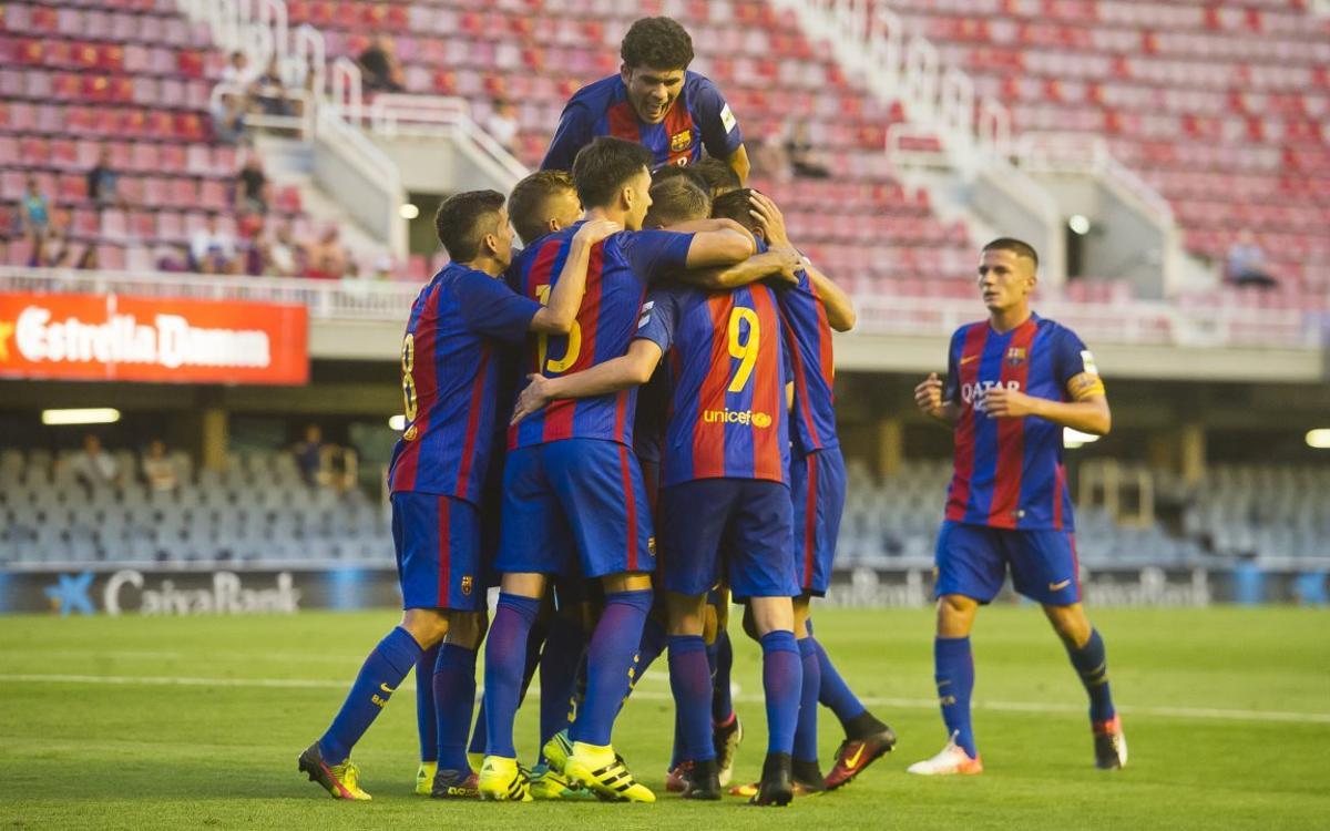 Barça B – Mallorca B: Fer-se forts al Mini