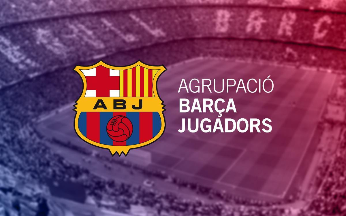 La Agrupación Barça Jugadores celebra su Jornada de Aniversario