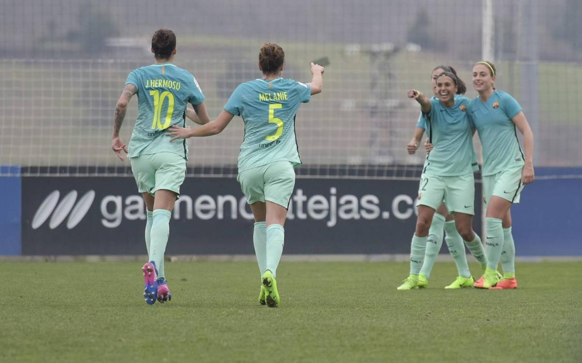 Real Sociedad 0-3 FC Barcelona: Winning display in the Basque Country
