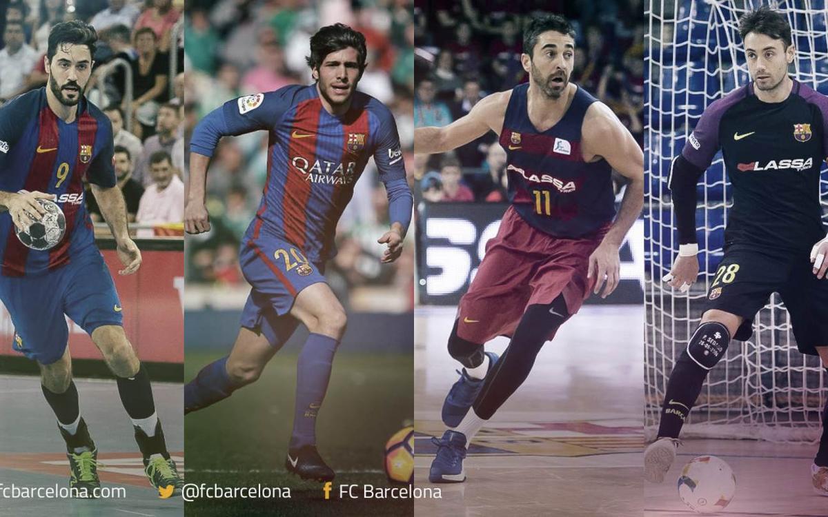 El primer fin de semana de febrero, en clave Barça