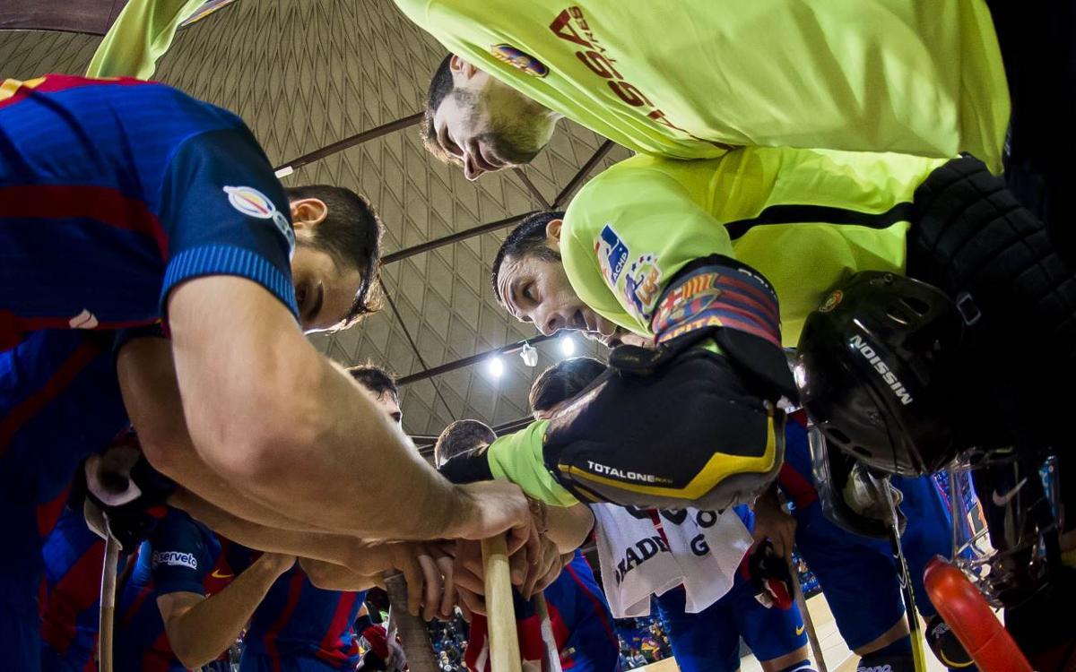 FC Barcelona Lassa – Mérignac: Con un objetivo muy claro