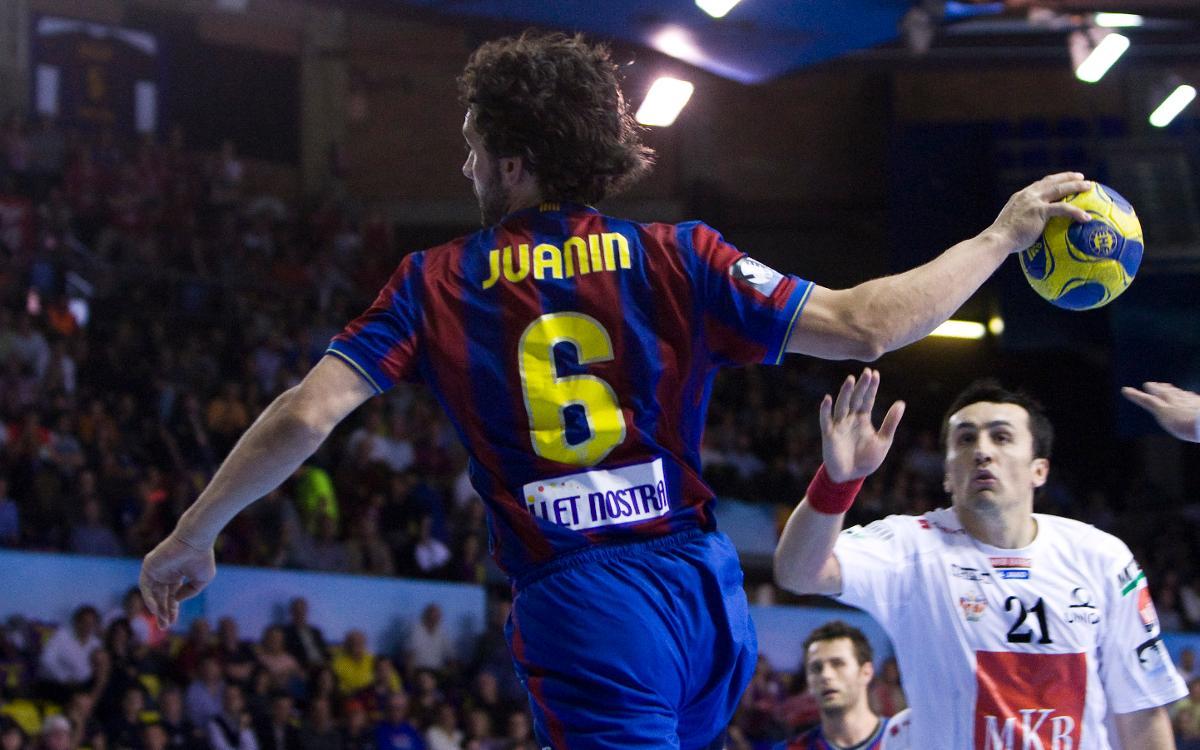 Veszprém - Barça: Una larga rivalidad