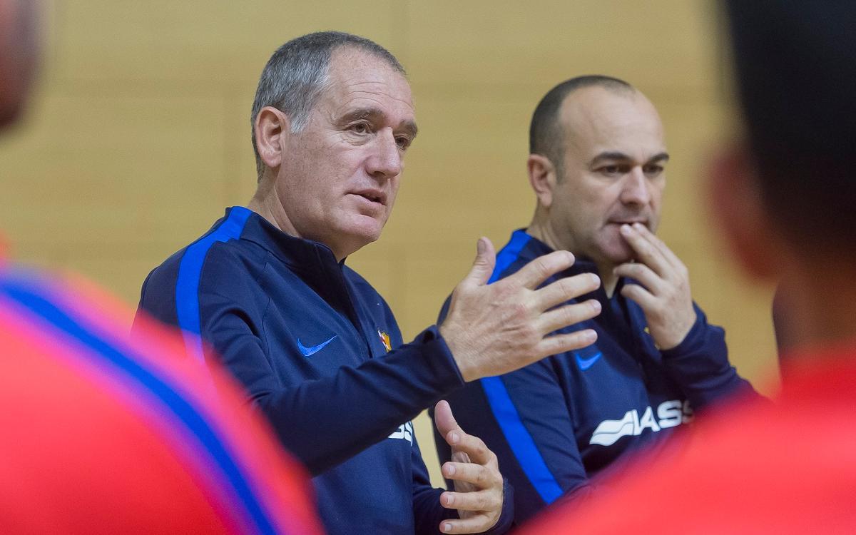 """Andreu Plaza: """"Els problemes enforteixen el grup"""""""