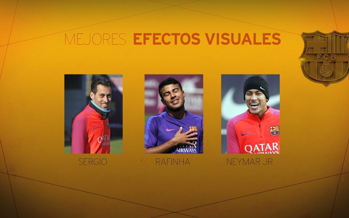 El FC Barcelona presenta sus Óscars: Mejores Efectos Visuales (I)